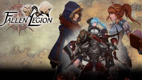 Fallen Legion, acción sin descanso para Switch