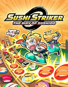 Carátula de Sushi Striker: The Way of the Sushido