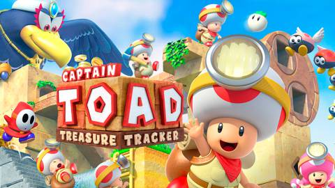 Captain Toad: Treasure Tracker, análisis Switch