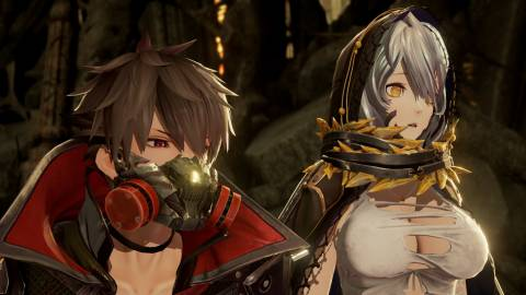 Code Vein se retrasa hasta 2019