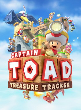 Carátula de Captain Toad: Treasure Tracker