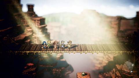Crash Bandicoot supera a Octopath Traveler en Reino Unido