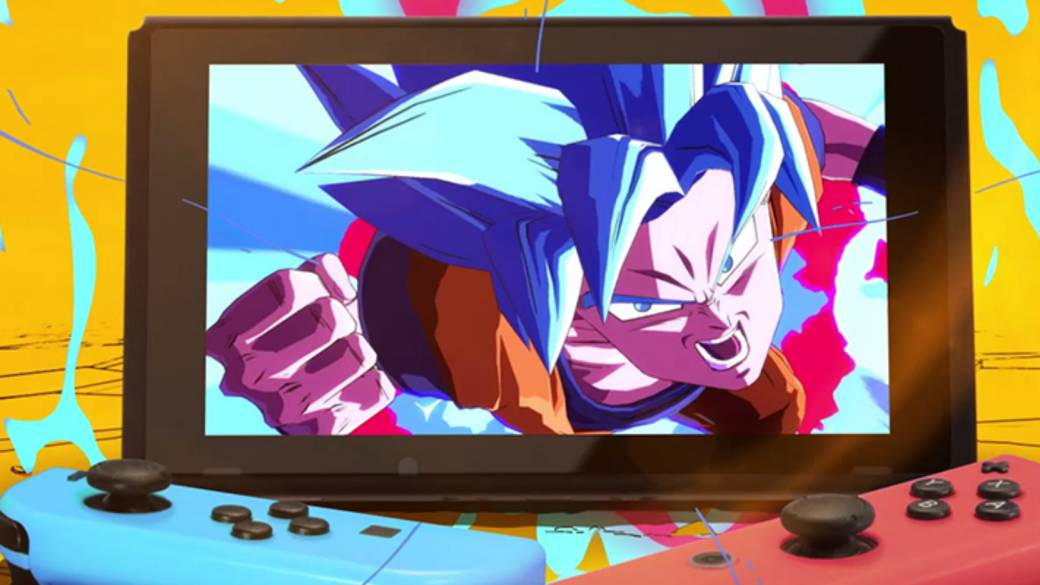 Reserva Dragon Ball FighterZ para Switch con estos regalos