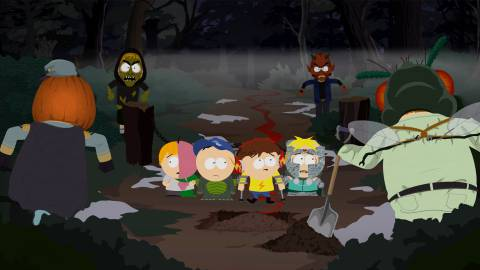 Bring the Crunch, nuevo DLC para South Park: Retaguardia en Peligro