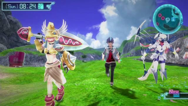 Digimon Survive Saldra Para Ps4 Y Switch Combinando Generos