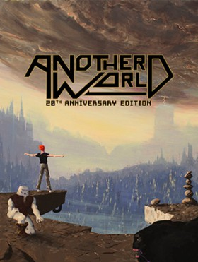 Carátula de Another World: 20th Anniversary Edition