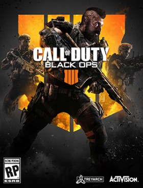 Carátula de Call of Duty: Black Ops 4