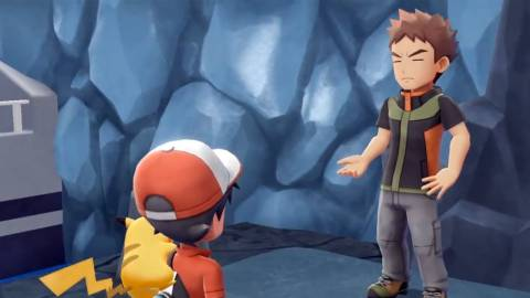 Pokémon Let's Go pondrá requisitos para entrar a los gimnasios
