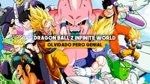 Dragon Ball Z: Infinite World. Olvidado pero genial