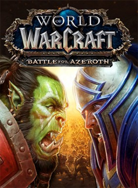 Carátula de World of Warcraft: Battle for Azeroth