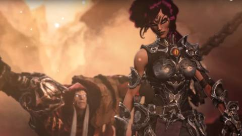 Darksiders 3: Furia se luce en un nuevo gameplay
