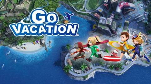 Go Vacation, análisis Switch