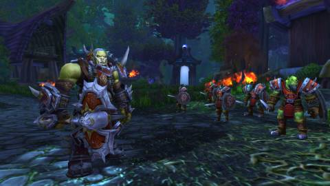 World of Warcraft se prepara para Battle for Azeroth