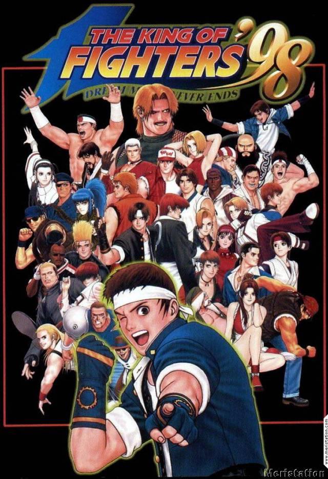20º aniversario de The King of Fighters 98 1532603793_995360_1532683814_sumario_normal