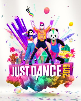 Carátula de Just Dance 2019