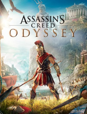 Carátula de Assassin's Creed: Odyssey