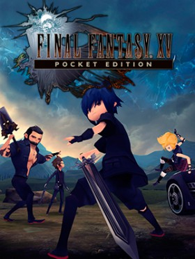 Carátula de Final Fantasy XV: Pocket Edition
