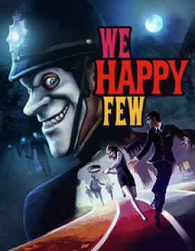 Carátula de We Happy Few