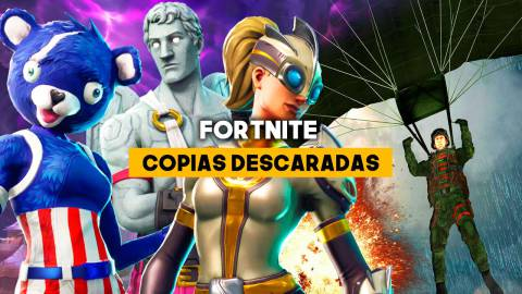 Fortnite: Las copias más desastrosas para android