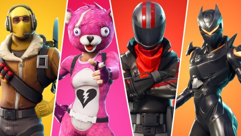 Fortnite Battle Royale: Desafíos de la Semana 4 de la Temporada 5