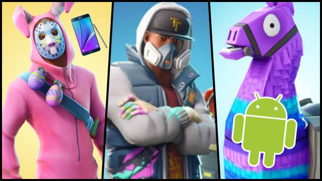 Fortnite: Battle Royale Android