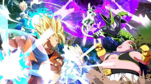 Ya disponible la beta de Dragon Ball FighterZ para Nintendo Switch