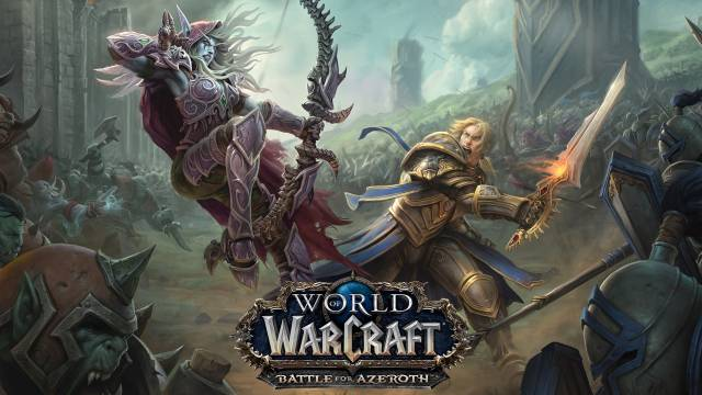 World of Warcraft: Battle for Azeroth, Tambores de Guerra