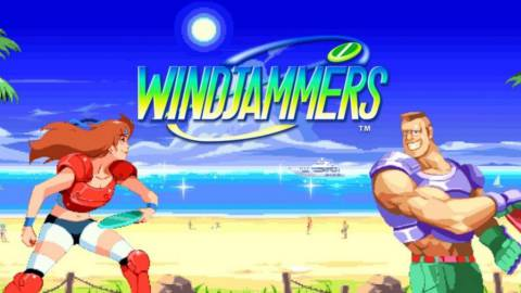 Windjammers llegará a Nintendo Switch en 2018