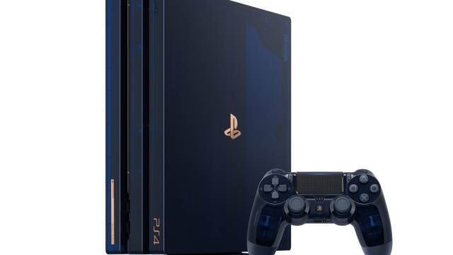 La nueva PS4 Pro 500 Million Limited Edition celebra un hito para Sony