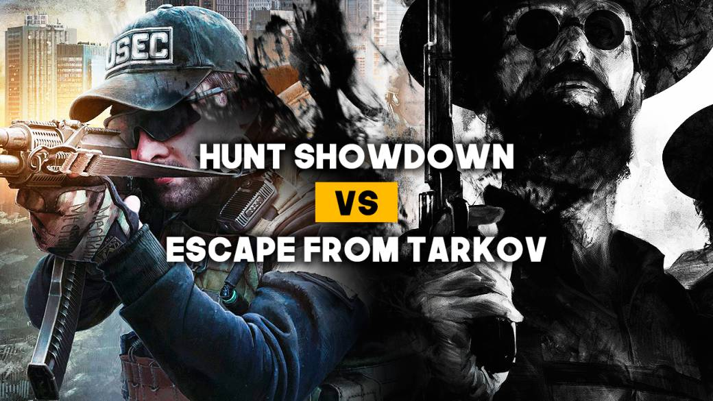 Hunt Showdown VS Escape From Tarkov: Lucha de survivals