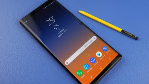 Samsung Galaxy Note 9: Así es el primer Android con Fortnite