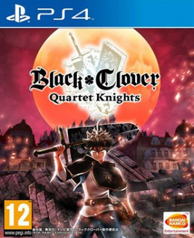 Resultado de imagen de BLACK CLOVER QUARTET KNIGHTS PS4