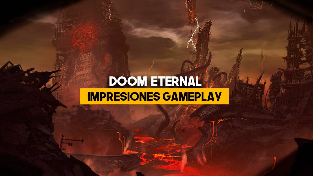 DOOM Eternal: las claves de su primer gameplay