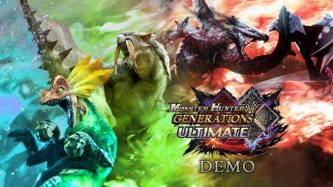 Monster Hunter Generations Ultimate ya tiene demo en Switch