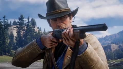Analizan técnicamente Red Dead Redemption 2 en PS4 Pro