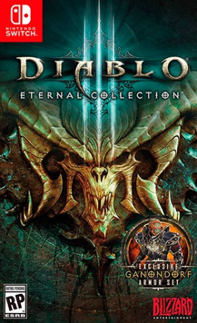 Carátula de Diablo III Eternal Collection