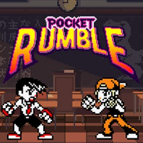 Carátula de Pocket Rumble