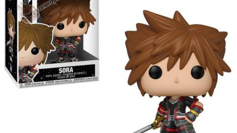 Kingdom Hearts 3 Funko Pop!