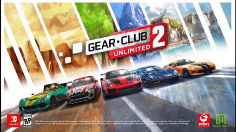 Gear.Club Unlimited 2 ya es oficial; exclusivo de Switch