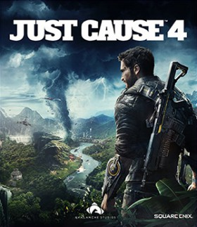 Carátula de Just Cause 4