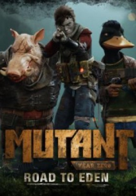 Carátula de Mutant Year Zero: Road to Eden
