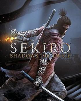 Resultado de imagen de SEKIRO: SHADOWS DIE TWICE ps4 caratula