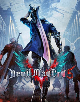 Carátula de Devil May Cry 5