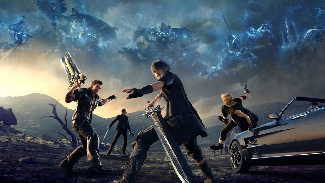 Final Fantasy XV - Videojuegos - Meristation