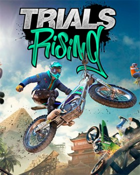 Carátula de Trials Rising