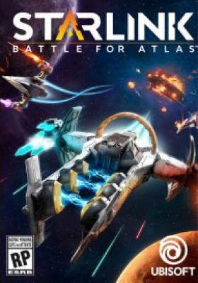 Carátula de Starlink: Battle for Atlas