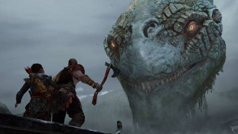 God of War tendrá audiolibro narrado por Mimir