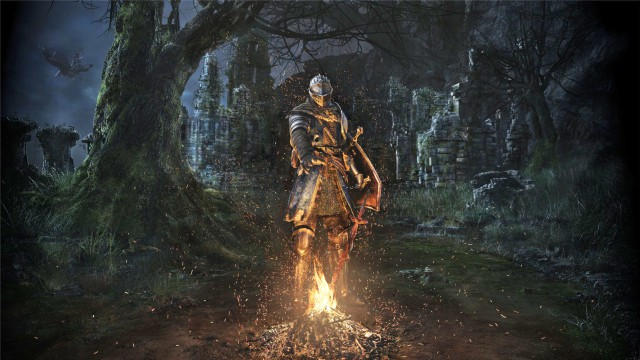dark souls remastered modo portatil nintendo switch