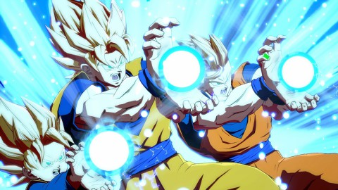 Primer tráiler oficial de Dragon Ball FighterZ para Nintendo Switch