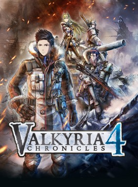 Carátula de Valkyria Chronicles 4